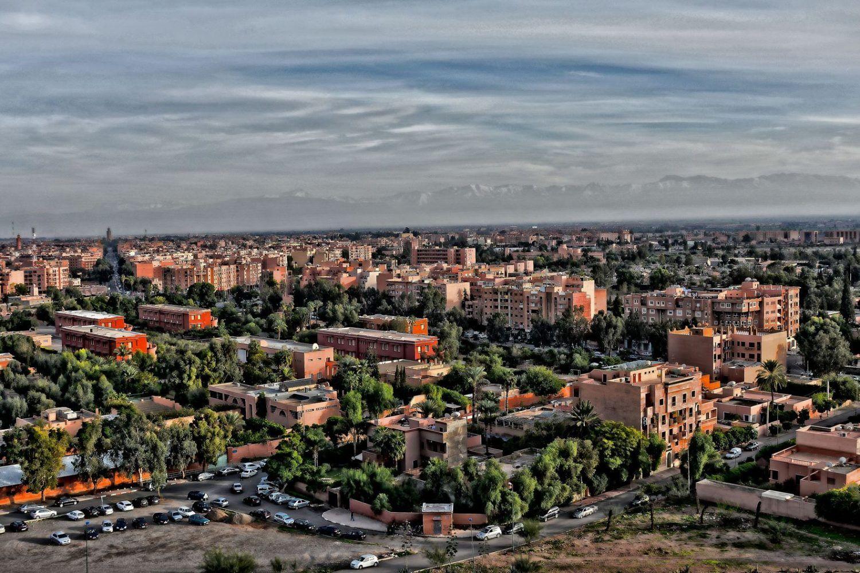 Gueliz Marrakech
