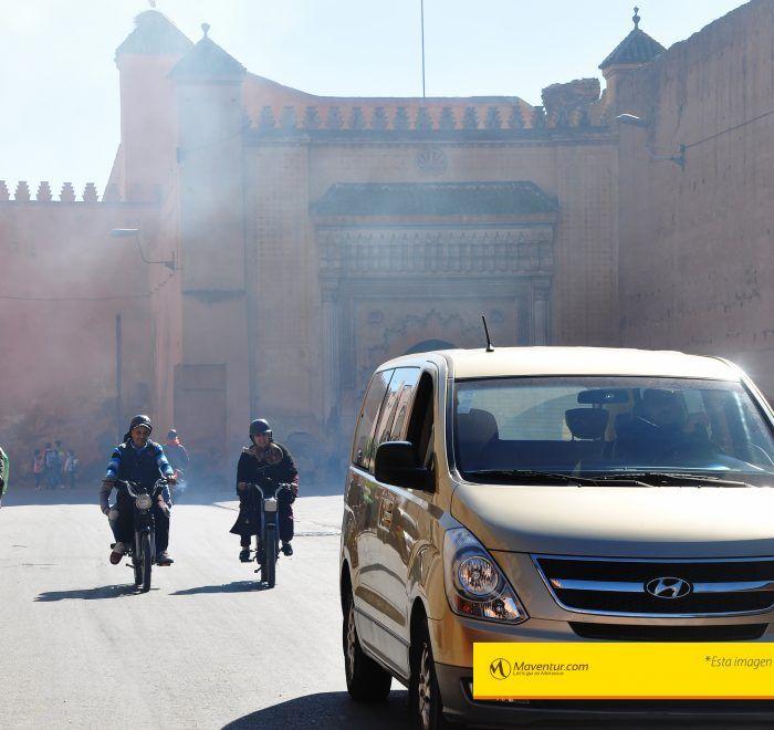 traslados en Marruecos