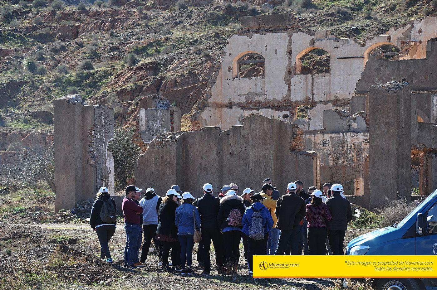 excursion de 1 día a las minas de rif uixan maventur desde melilla nador