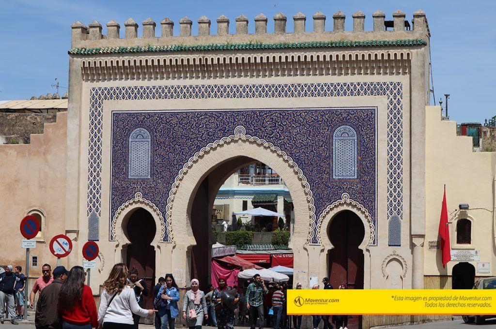 Bab-boujloud-fez-fes-maventur