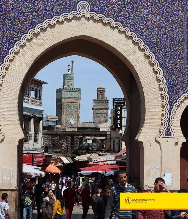 Bab-boujloud-fez-fes-maventur-tour