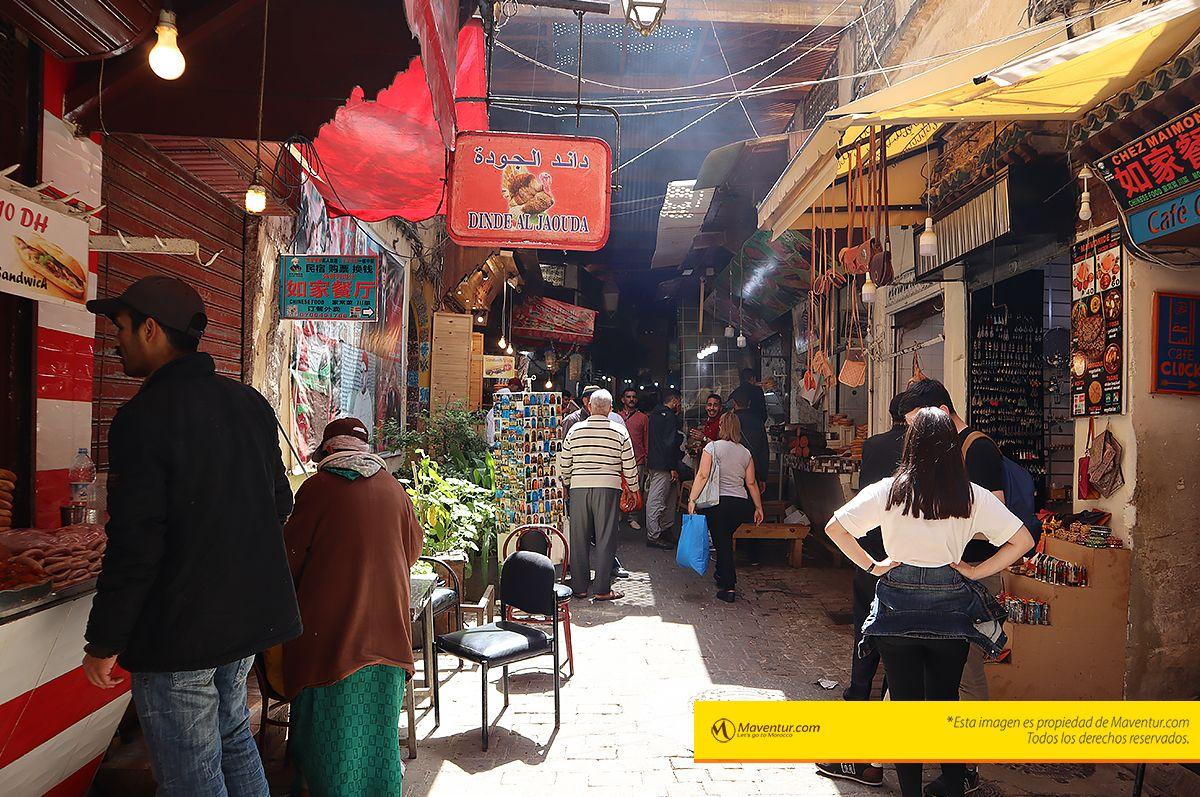Fez-tour-zoco-medina-maventur