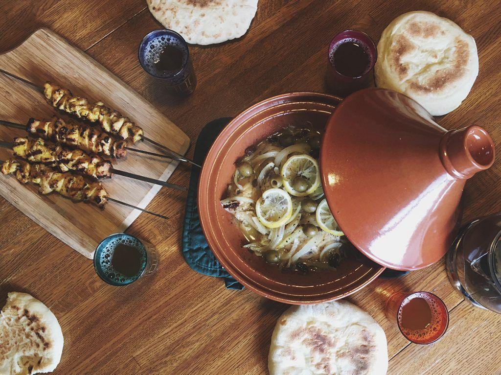 comida marroqui calidad
