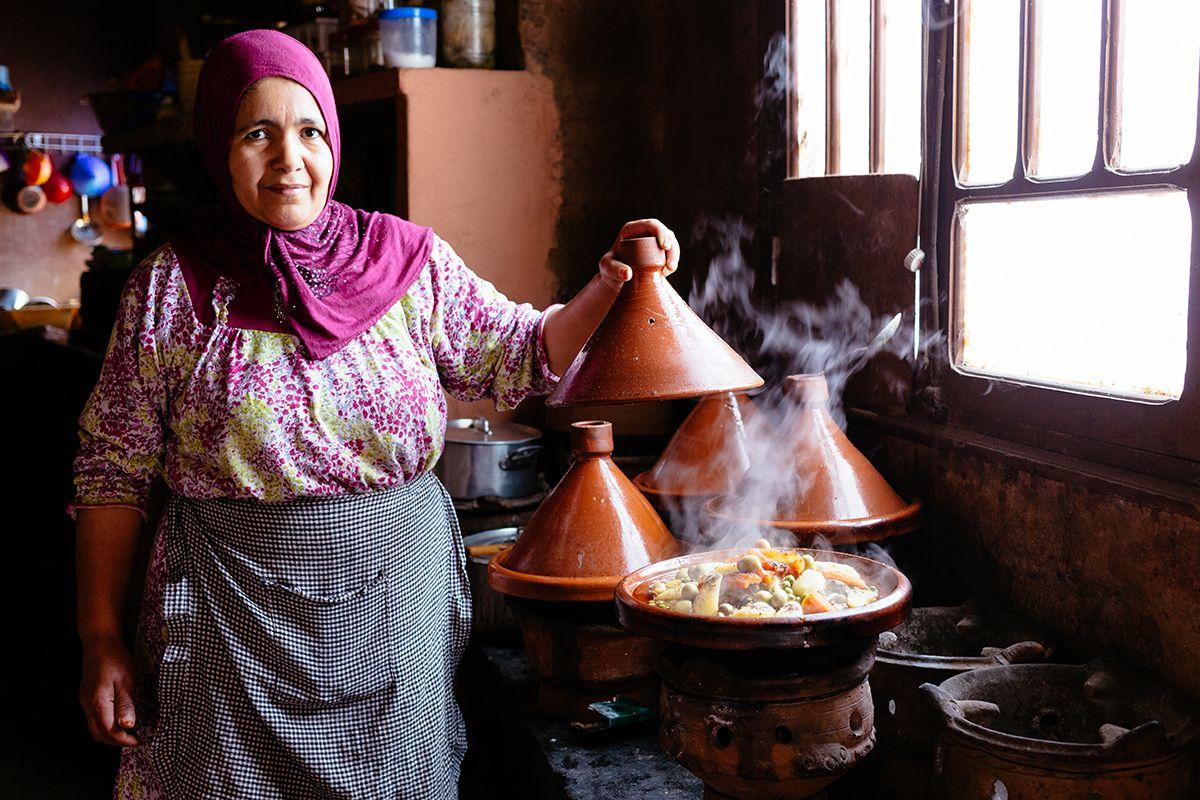 comida marroqui fez