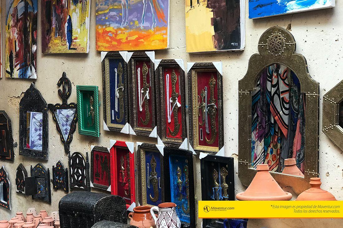 comprar en fez tour de comrpas visita a la medina maventur