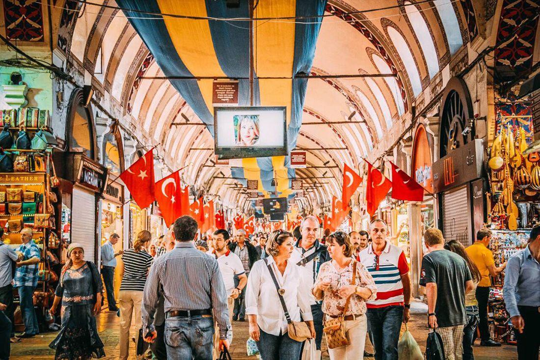 gran bazar turquia