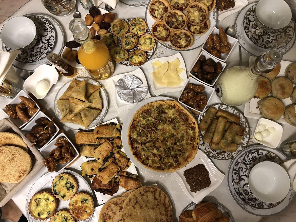 maventur comida marroqui
