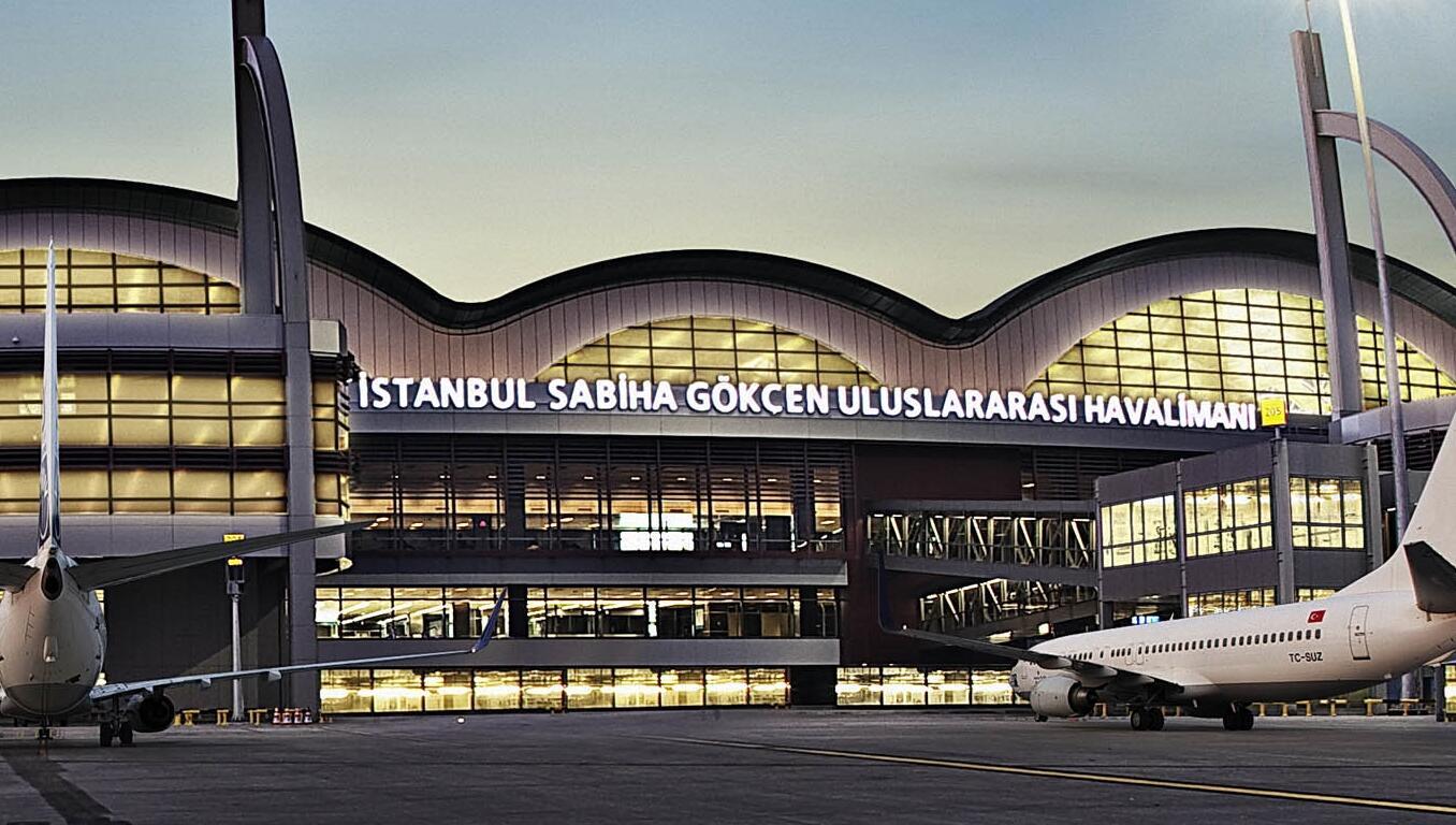 Aeropuerto internacional Sabiha Gökçen Istanbul Maventur