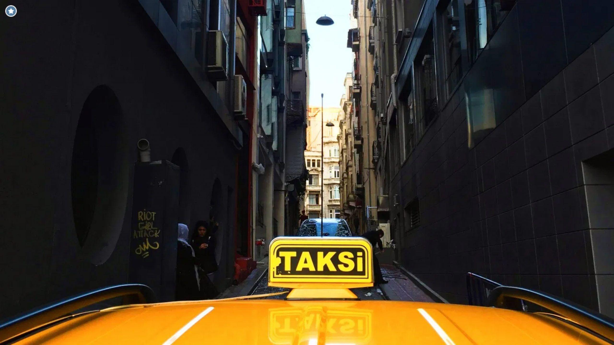 Taxi Istanbul Maventur