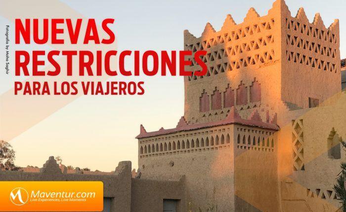 nuevas restricciones covid en marruecos