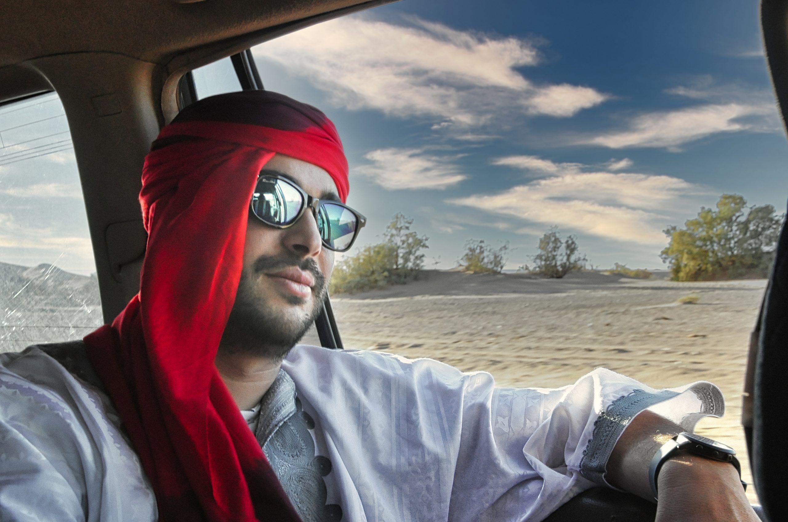 Mohamed Saghir Diseñador de Viajes